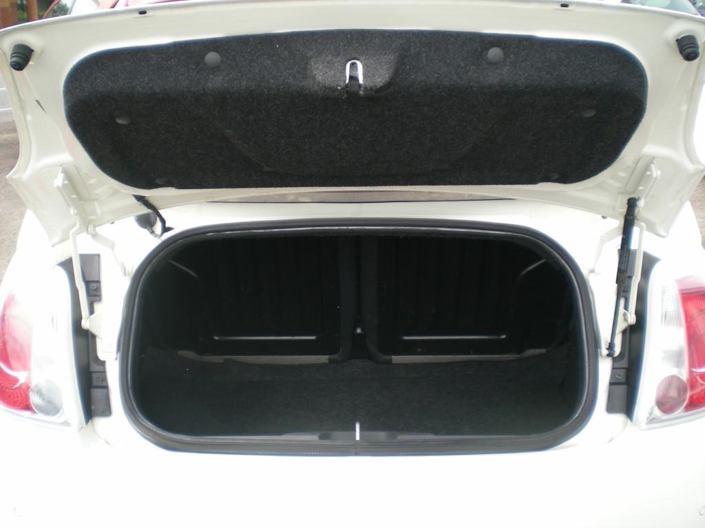 FIAT 500 0.9 C LOUNGE 3DR
