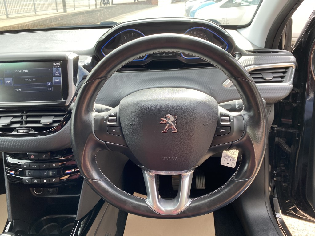 PEUGEOT 2008 1.6 BLUE HDI S/S ALLURE 5DR