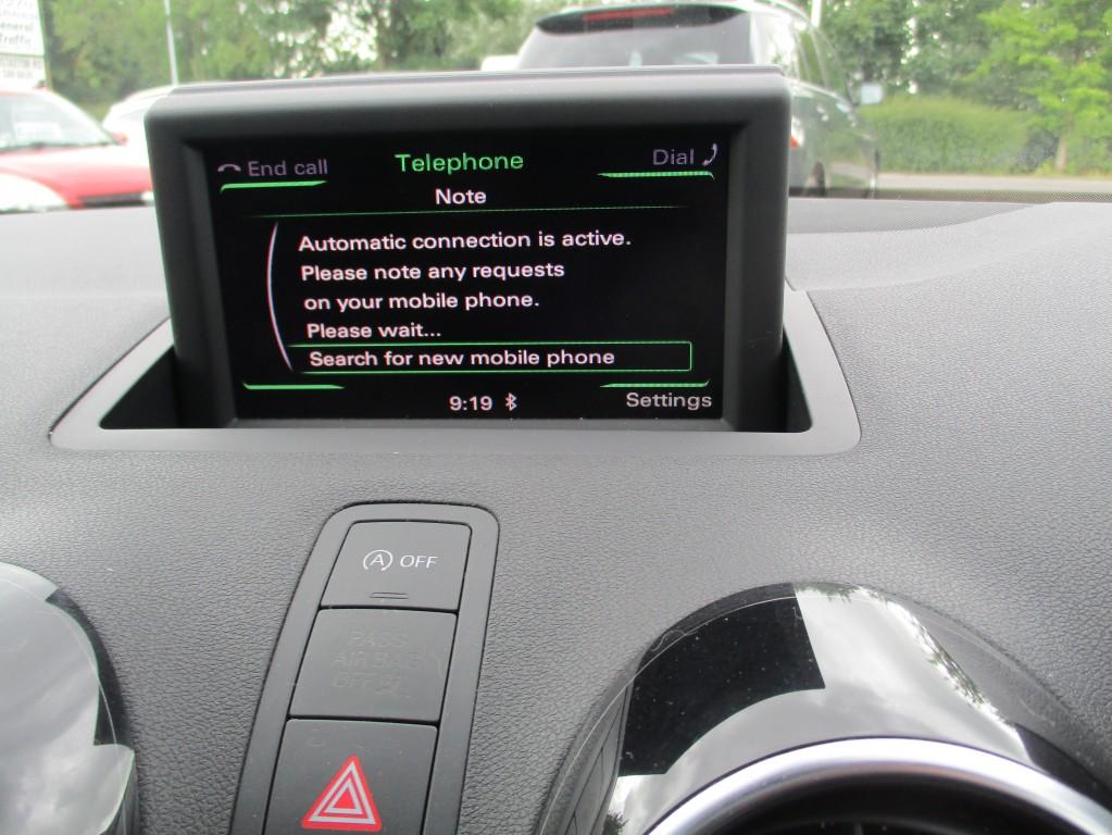 AUDI A1 1.4 SPORTBACK TFSI SPORT 5DR
