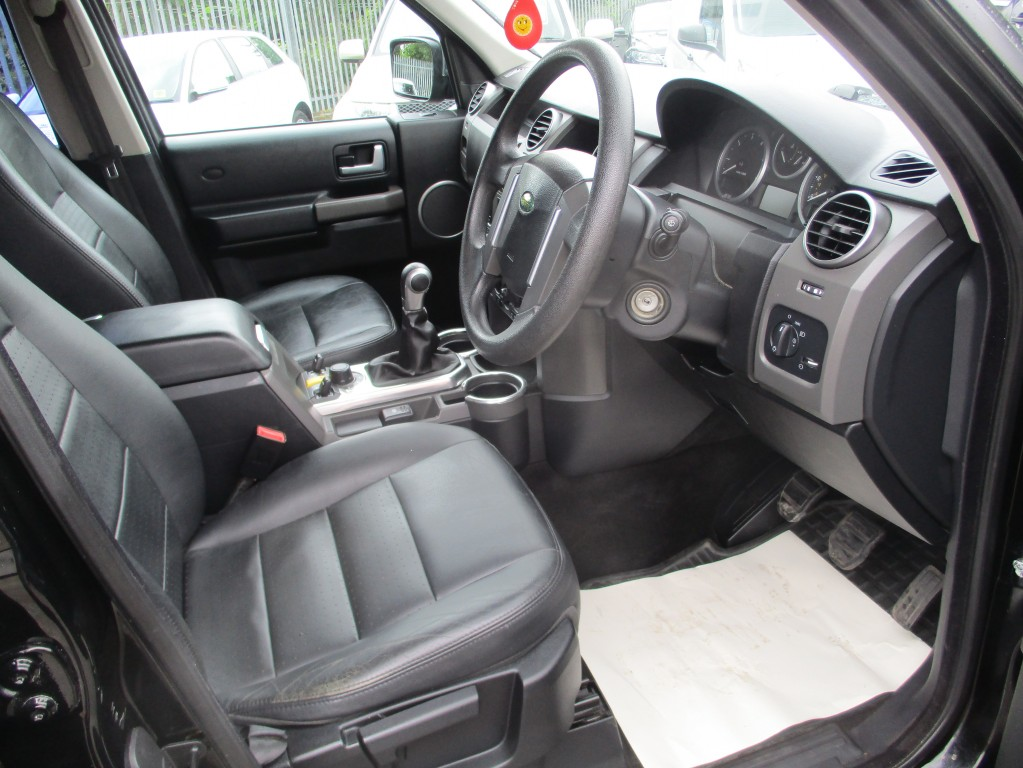 LAND ROVER DISCOVERY 2.7 3 TDV6 GS 5DR