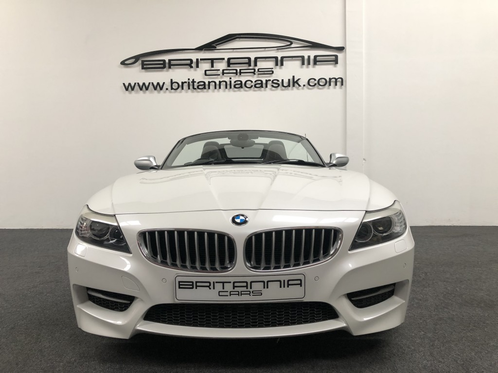 BMW Z4 3.0 Z4 SDRIVE35IS ROADSTER 2DR AUTOMATIC