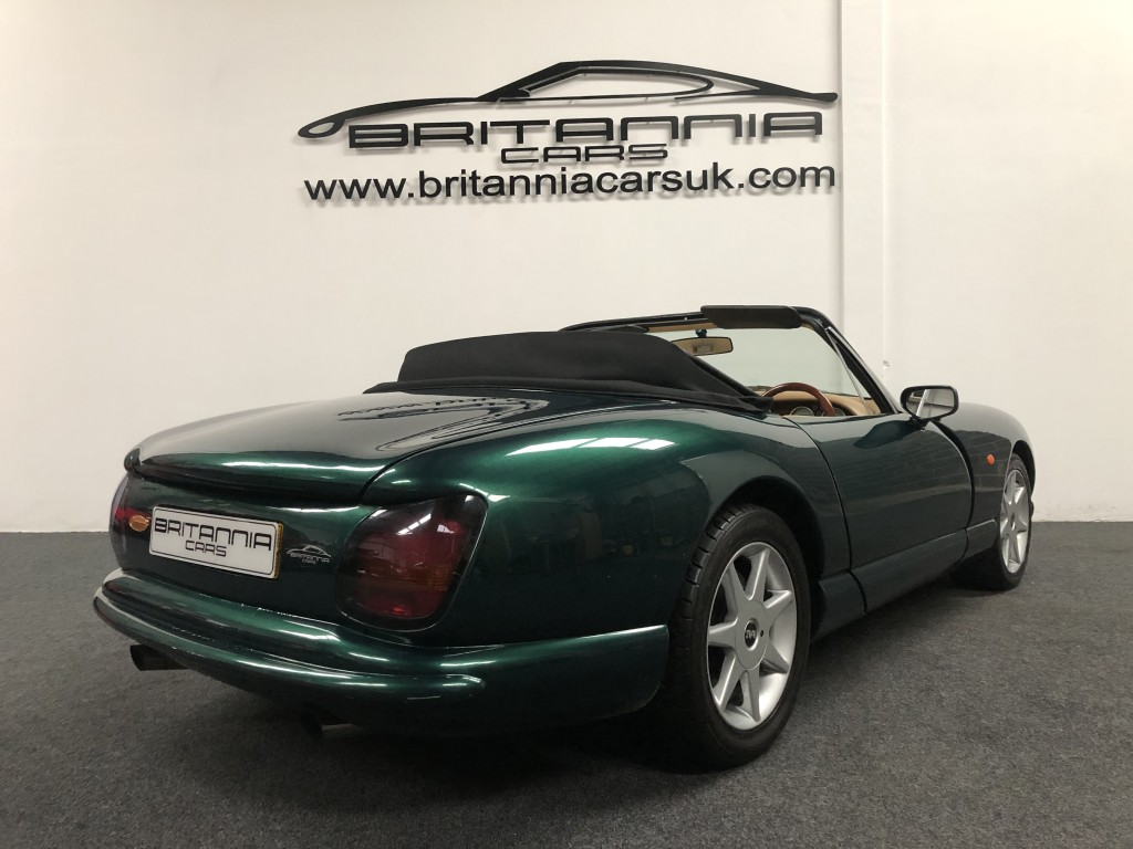 TVR CHIMAERA 5.0 LS3 525 CONVERSION