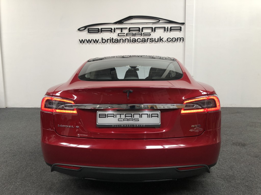 TESLA MODEL S 85D 5DR AUTOMATIC