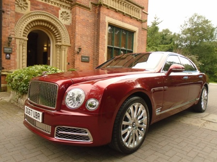 BENTLEY MULSANNE 6.8 V8 MDS 4DR AUTOMATIC