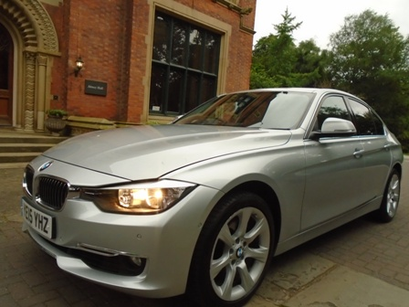BMW 3 SERIES 3.0 330D XDRIVE LUXURY 4DR AUTOMATIC