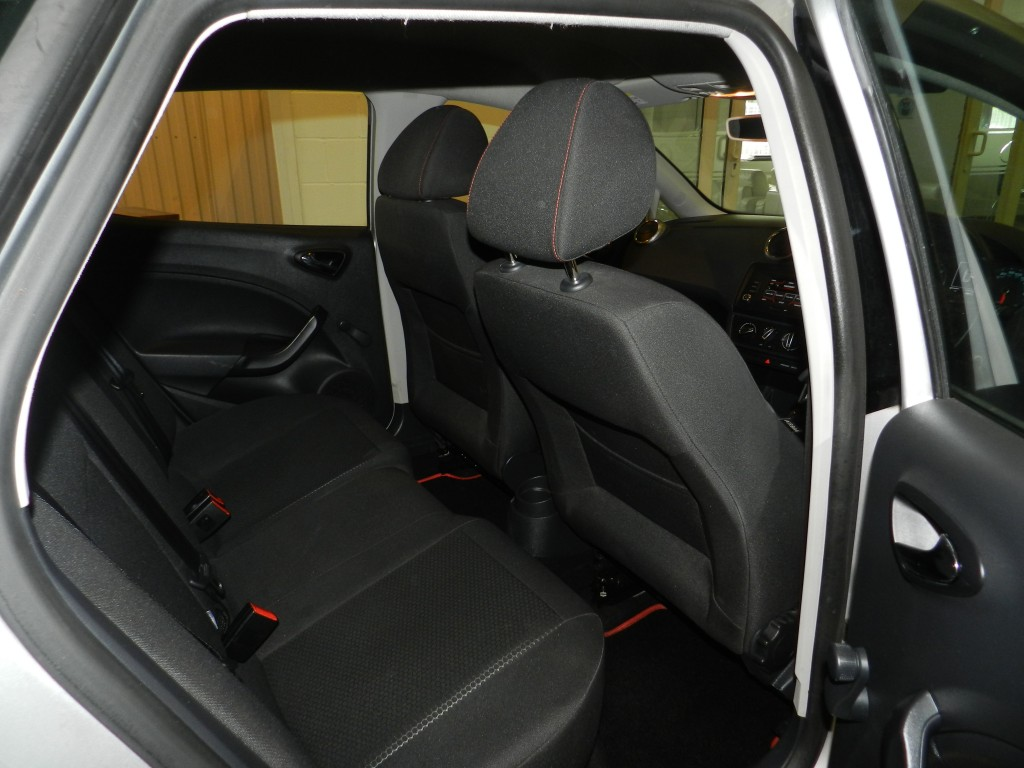 SEAT IBIZA 1.4 ECOTSI FR 5DR