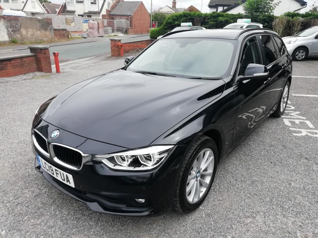 BMW 3 SERIES 2.0 318D SE TOURING 5DR