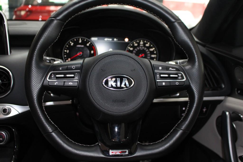 KIA STINGER 2.2 GT-LINE S ISG 5DR AUTOMATIC