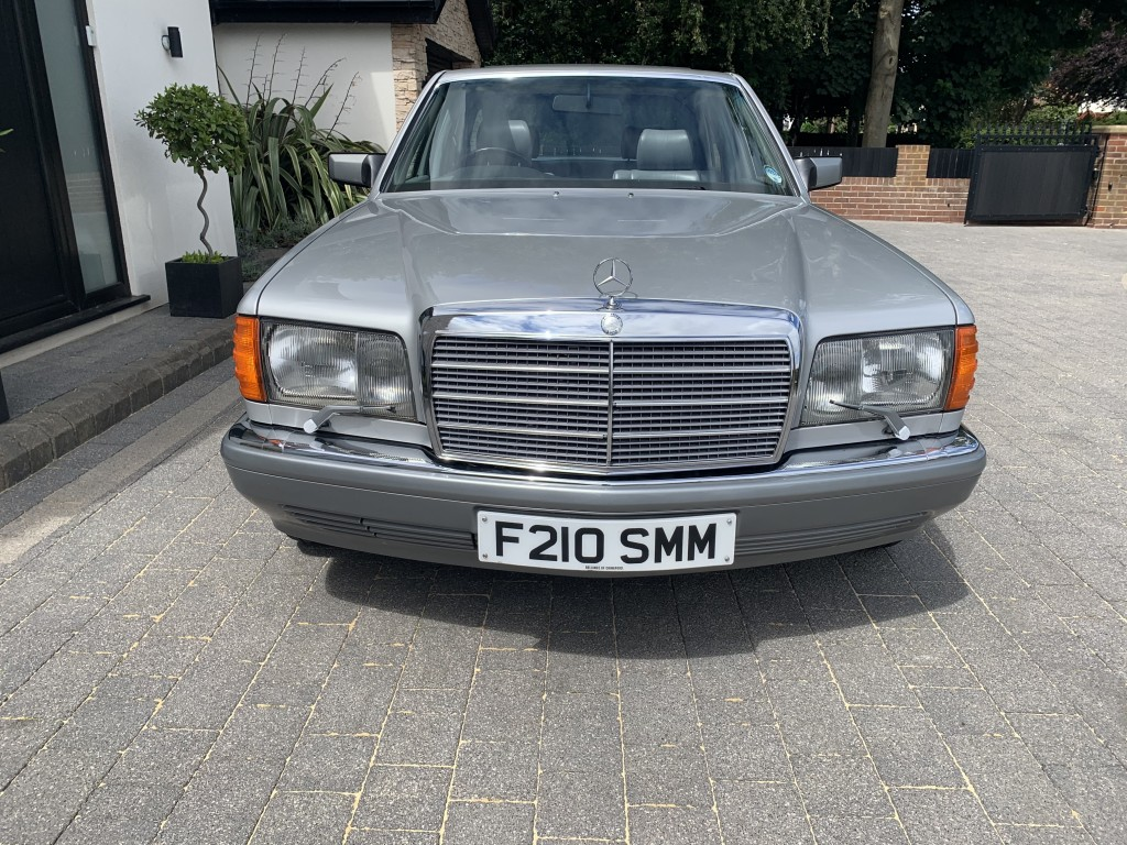 MERCEDES-BENZ  300 SE  300 SE 4DR AUTOMATIC