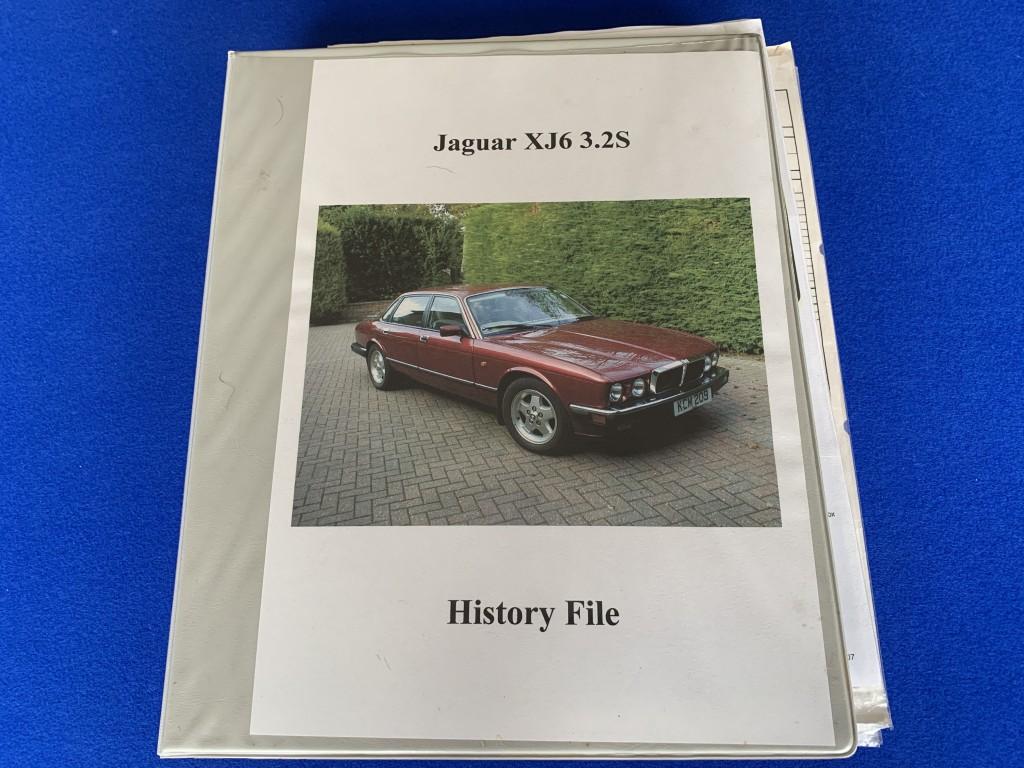 JAGUAR XJ 6 S 3.2 6 S 4DR AUTOMATIC