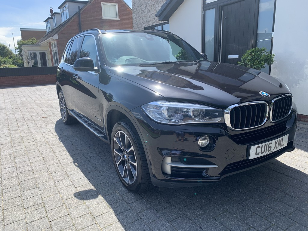 BMW X5 3.0 XDRIVE30D SE 5DR AUTOMATIC