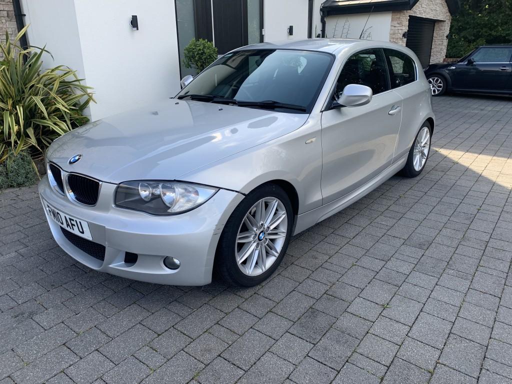 BMW 1 SERIES 2.0 123D M SPORT 3DR