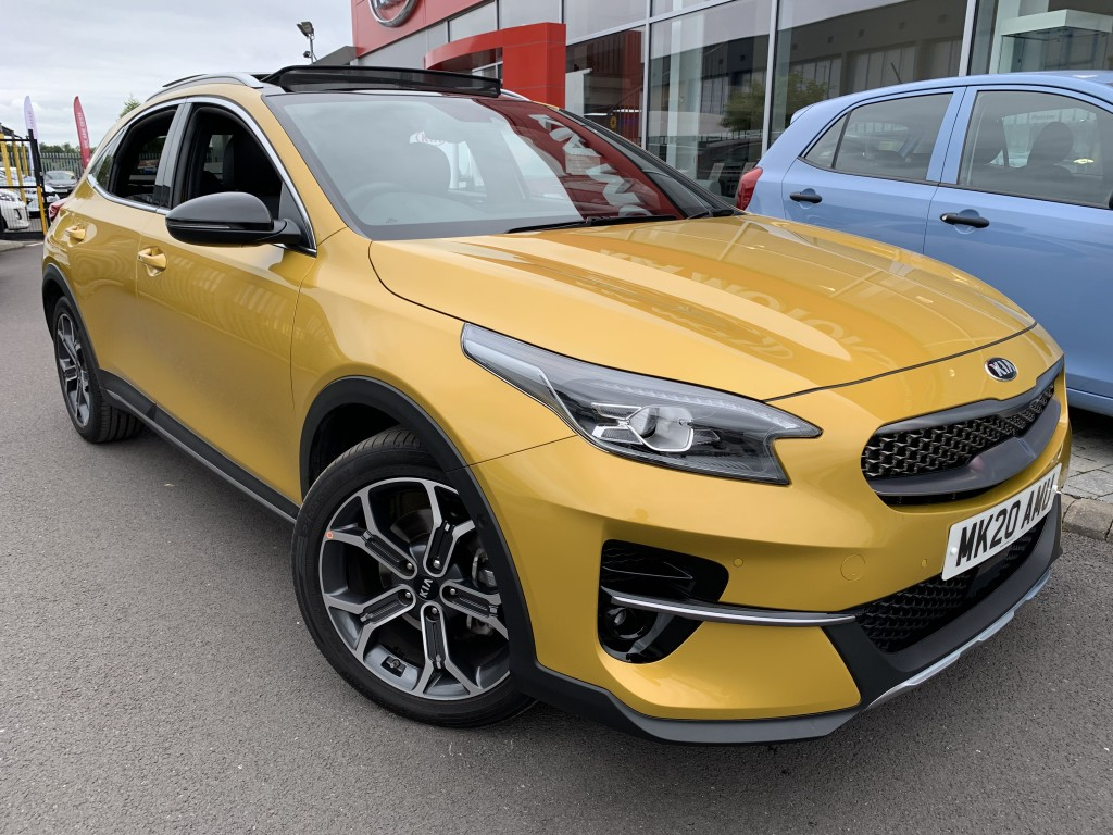 KIA XCEED 1.4 XCEED FIRST EDITION ISG 5DR SEMI AUTOMATIC