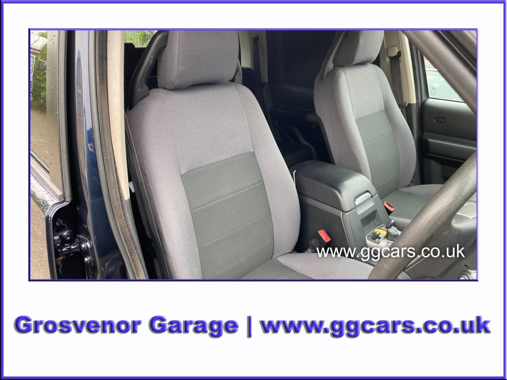 LAND ROVER DISCOVERY 2.7 3 COMMERCIAL AUTOMATIC