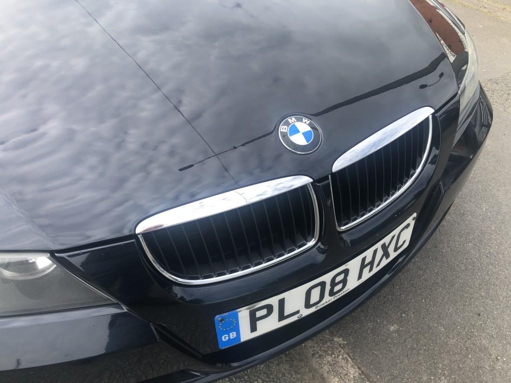 BMW 3 SERIES 2.0 318D EDITION ES TOURING 5DR