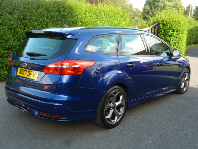 FORD FOCUS 2.0 ST-3 TDCI 5DR