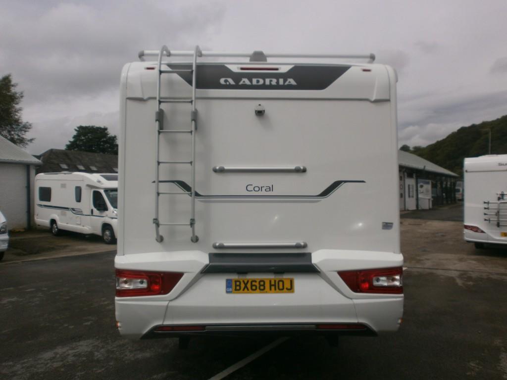 ADRIA Coral 670 SL Plus