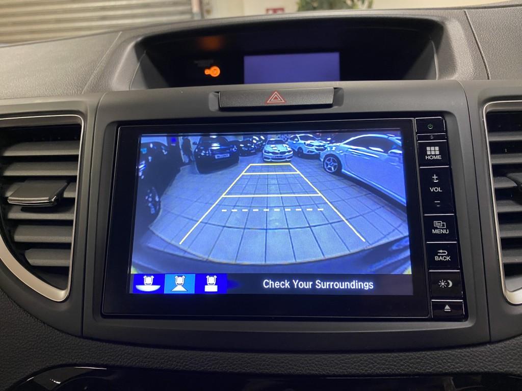 HONDA CR-V 1.6 I-DTEC SR 5DR AUTOMATIC