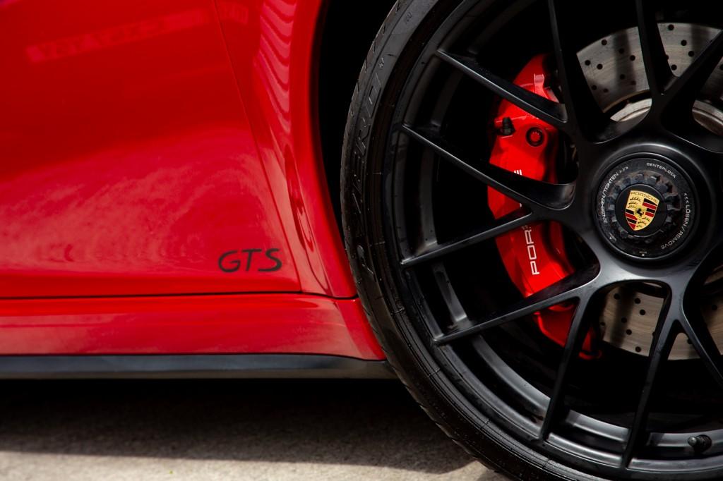 PORSCHE 911 3.0 CARRERA GTS PDK 2DR SEMI AUTOMATIC
