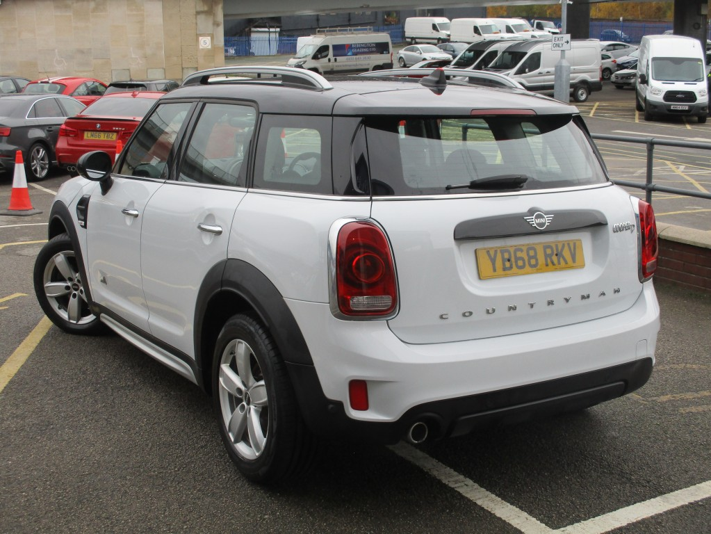 MINI COUNTRYMAN COOPER D ALL4 2.0 COOPER D ALL4 5DR