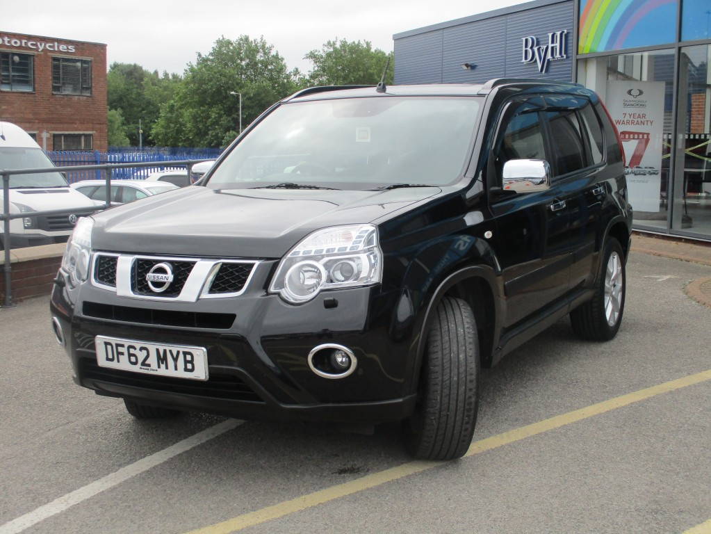 NISSAN X-TRAIL 2.0 TEKNA DCI 5DR AUTOMATIC