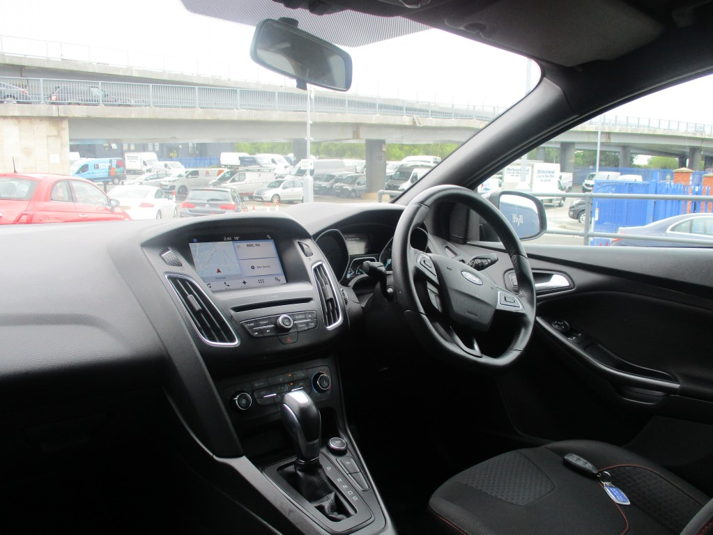 FORD FOCUS 1.0 ST-LINE 5DR AUTOMATIC