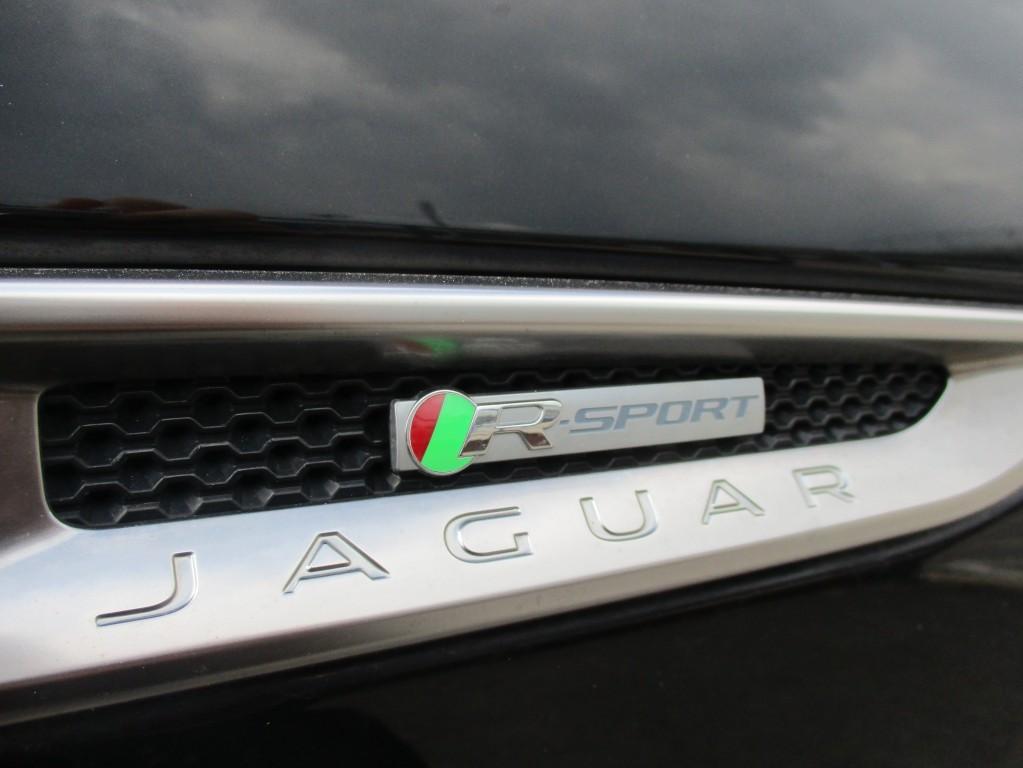 JAGUAR XF 2.0 R-SPORT 4DR AUTOMATIC
