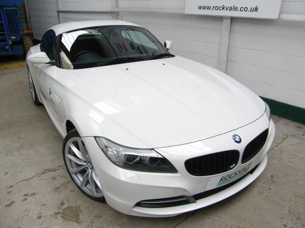 BMW Z4 CONVERTIBLE 2.5 Z4 SDRIVE23I HIGHLINE EDITION 2DR