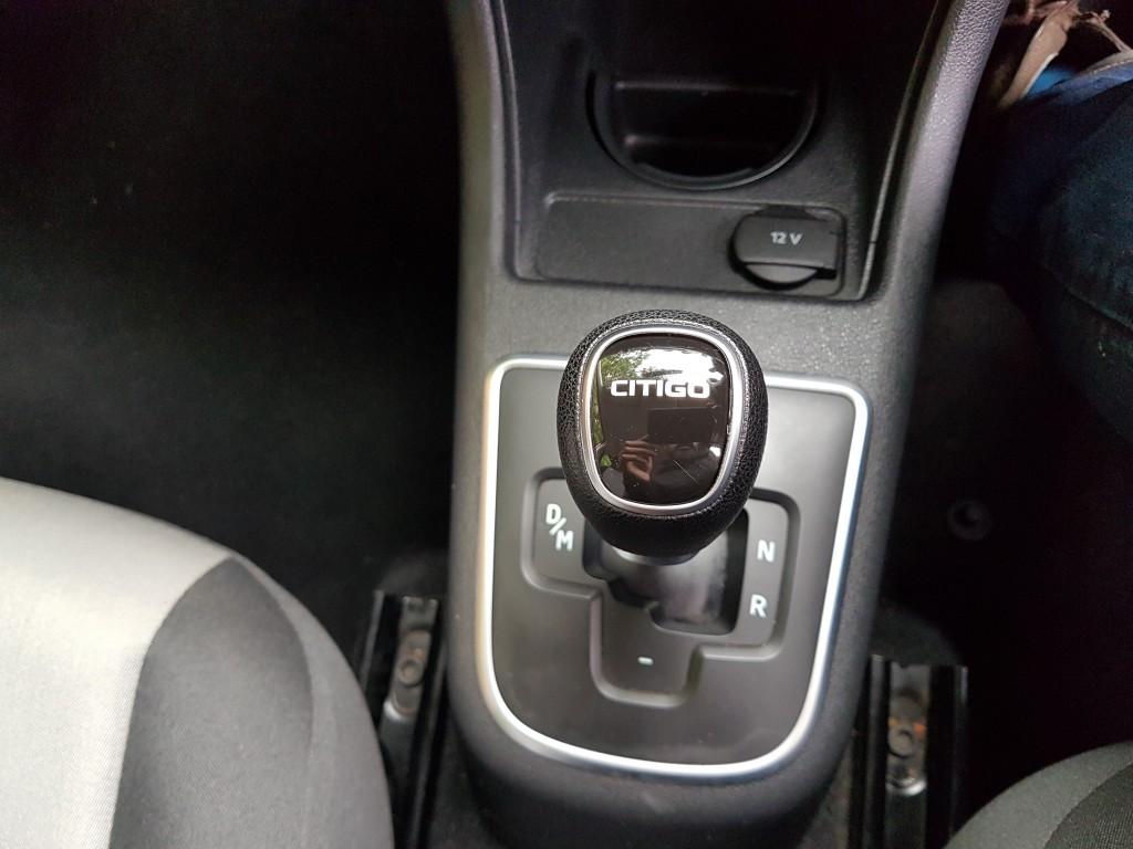 SKODA CITIGO 1.0 S 12V 5DR AUTOMATIC