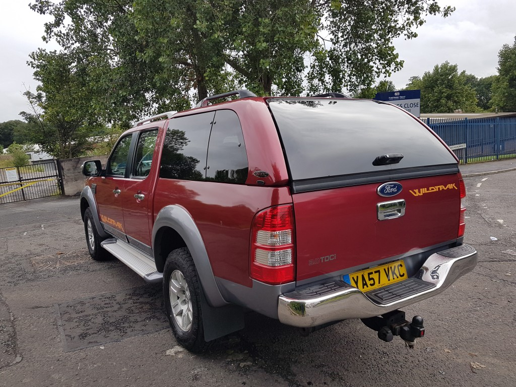 FORD RANGER WILDTRACK 4X4 DOUBLE CAB