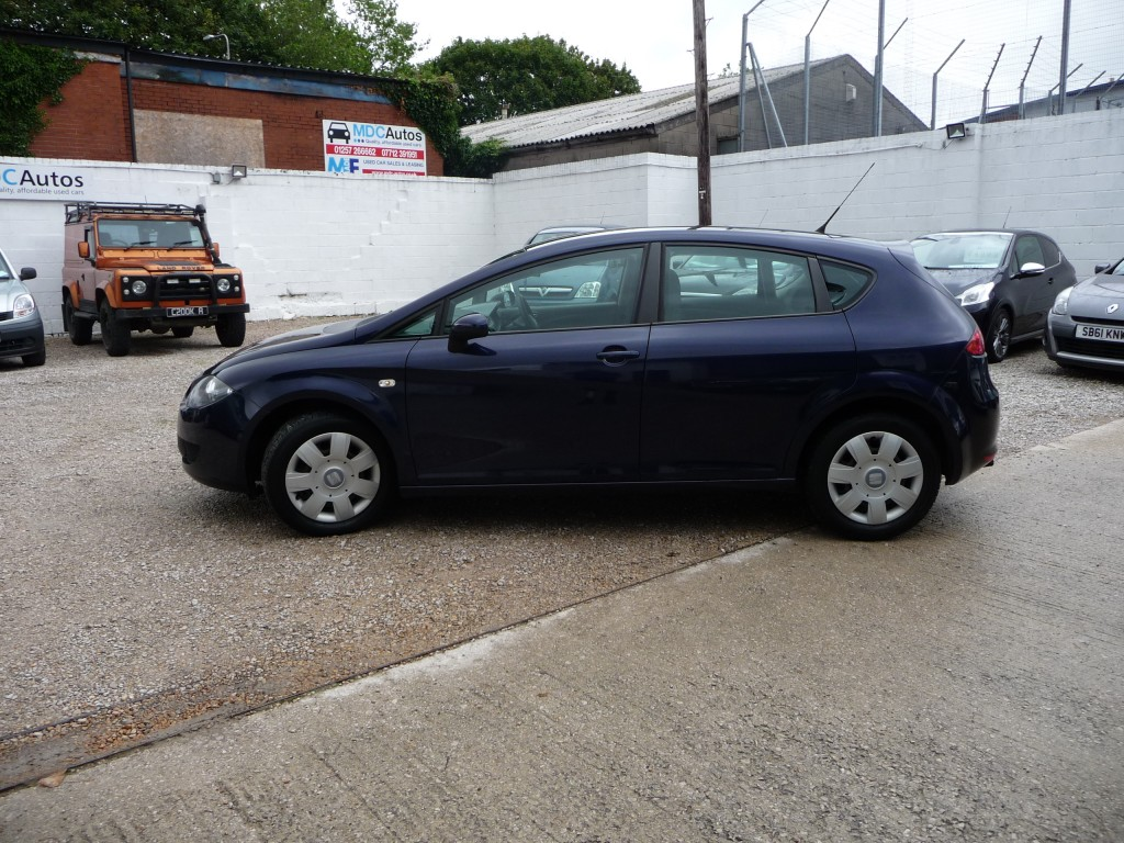SEAT LEON 1.9 REFERENCE TDI 5DR