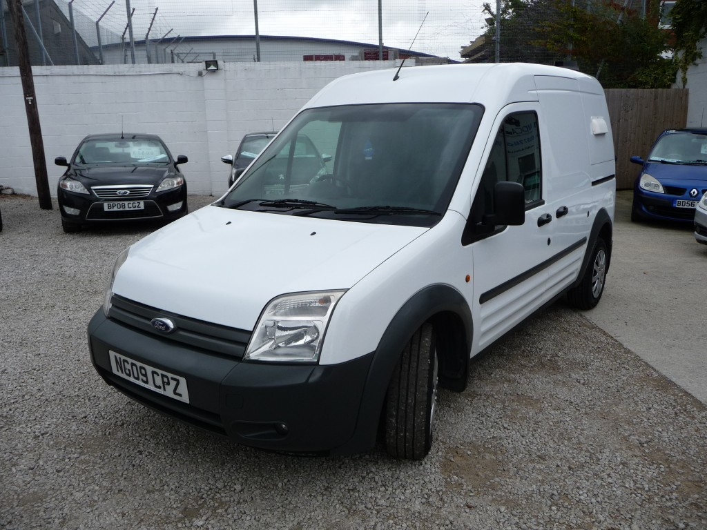FORD TRANSIT CONNECT 1.8 T230 LX LWB 110 TDCI