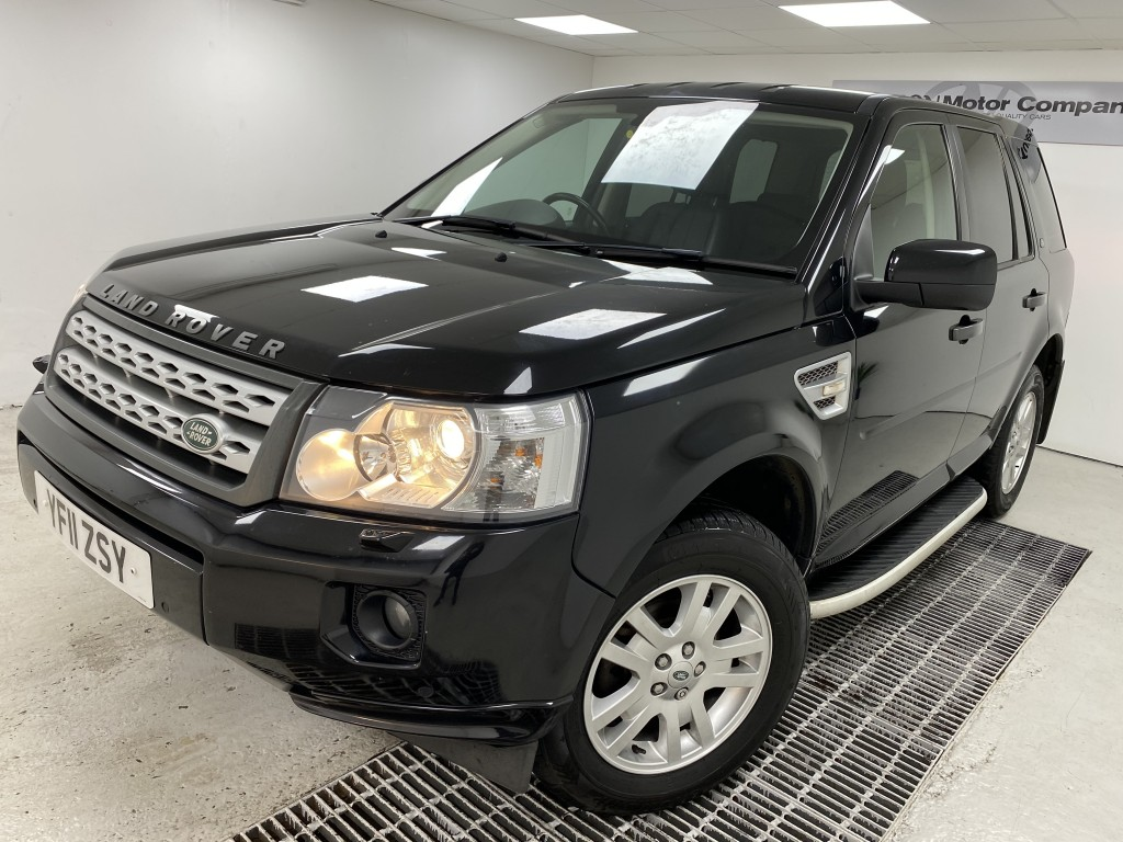 LAND ROVER FREELANDER 2.2 SD4 XS 5DR AUTOMATIC