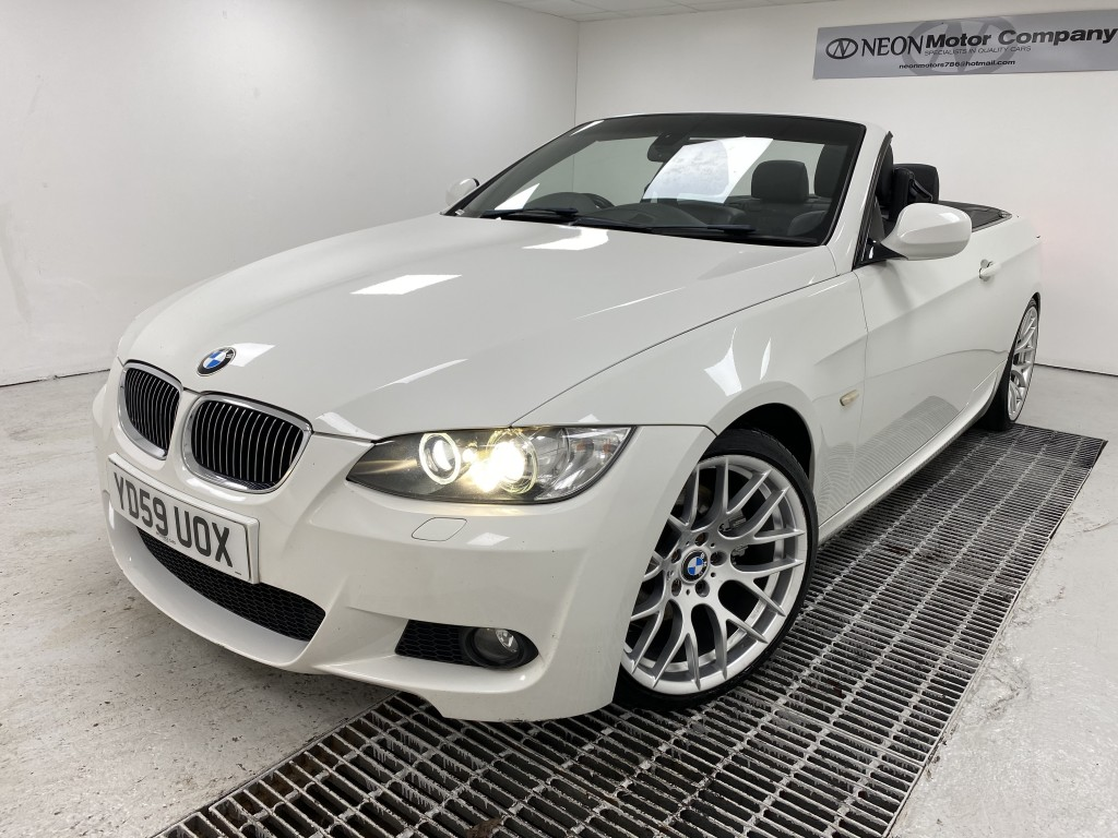 BMW 3 SERIES 3.0 330I M SPORT HIGHLINE 2DR AUTOMATIC
