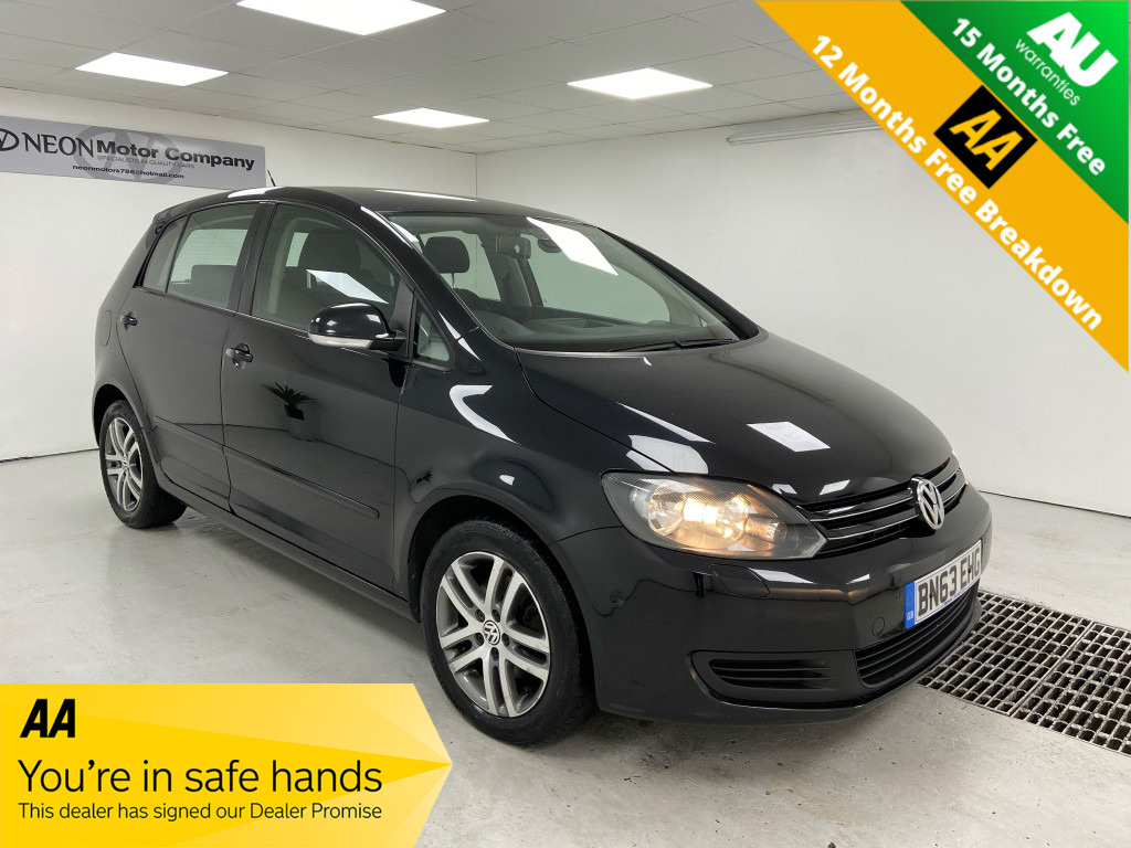 Used VOLKSWAGEN GOLF PLUS 1.6 BLUEMOTION SE TDI 5DR in West Yorkshire