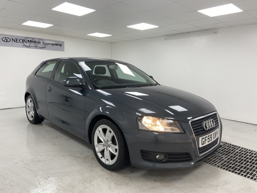 Used AUDI A3 2.0 TDI SPORT 3DR in West Yorkshire