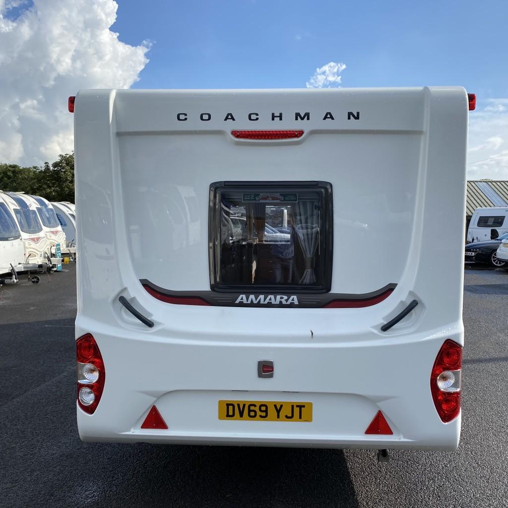 COACHMAN Amara  570/6
