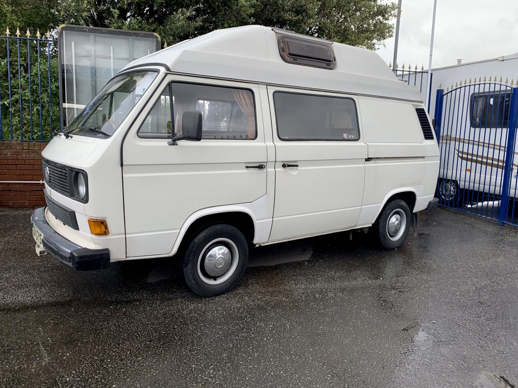VOLKSWAGEN T 25 Campervan 2 berth 1.6 Diesel Low miles