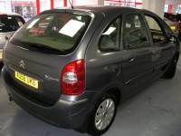 CITROEN XSARA PICASSO 1.6 PICASSO EXCLUSIVE HDI 5DR 49K ONLY,