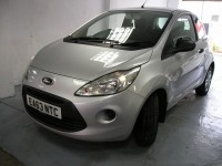 FORD KA 1.2 STUDIO PLUS 3DR