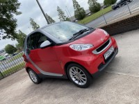 SMART FORTWO 0.8 PASSION CDI 2DR AUTOMATIC