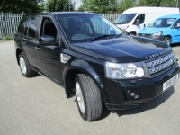 LAND ROVER FREELANDER 2.2 SD4 HSE 5DR AUTOMATIC