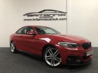 BMW 2 SERIES 2.0 220I M SPORT 2DR