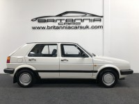 VOLKSWAGEN GOLF CL 1.6 CL 5DR AUTOMATIC