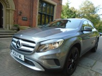 MERCEDES-BENZ GLA 2.1 GLA 200 D SPORT EXECUTIVE 5DR SEMI AUTOMATIC