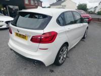 BMW 2 SERIES 2.0 220D M SPORT ACTIVE TOURER 5DR