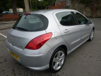 PEUGEOT 308 1.6 SPORT HDI 5DR