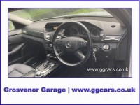 MERCEDES-BENZ E CLASS 2.1 E250 CDI BLUEEFFICIENCY AVANTGARDE 4DR AUTOMATIC