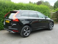 VOLVO XC60 2.4 D4 R-DESIGN LUX NAV AWD 5DR AUTOMATIC