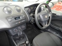 SEAT IBIZA 1.2 TSI FR 3 DOOR HATCHBACK METALLIC GREEN A/C ALLOYS CD USB AUX IPOD FSH LOW ROAD TAX £30 A YEAR